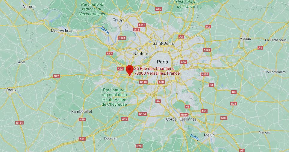 Projets d'aménagement à Versailles | Les Travaux de l'Ouest